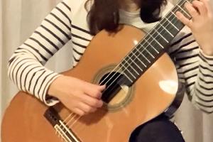 クラシックギター画像